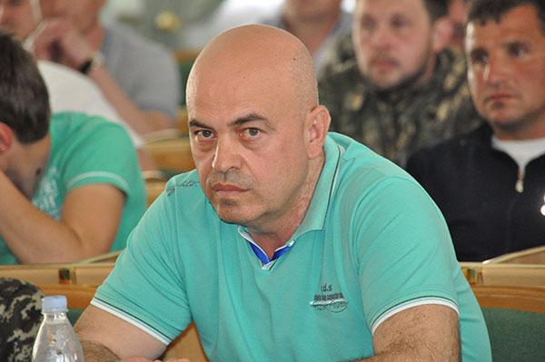 Андрій Гаврилюк. Фото Віталія Тараненка