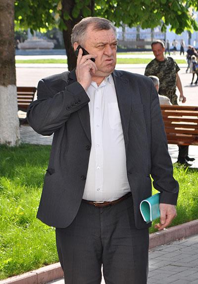 Володимир Кальніченко. Фото Віталія Тараненка