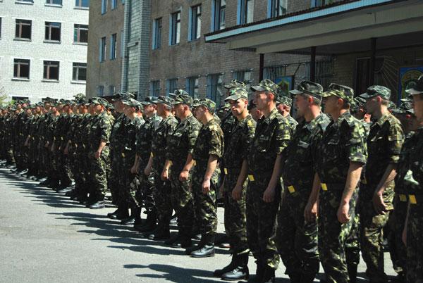 Батальйон територіальної оборони     Хмельницької області. Фото Афіни Черкезової