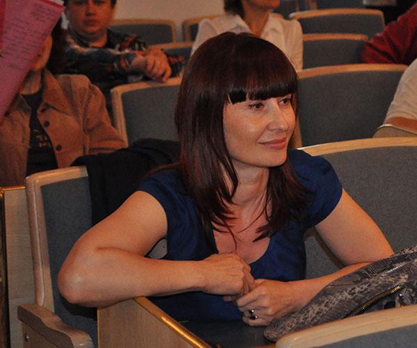 Тетяна Колісніченко. Фото Віталія Тараненка