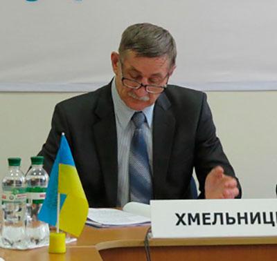 Олександр Зелінський. Фото km.ukravtodor.gov.ua