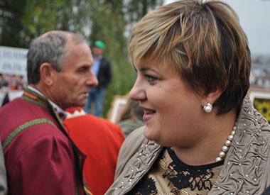 Наталія Свестун. Фото Віталія Тараненка