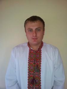 Віталій Корнєєв. Фото Віктора Худняка