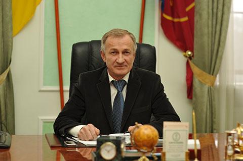 Микола Дерикот. Фото прес-служби облради
