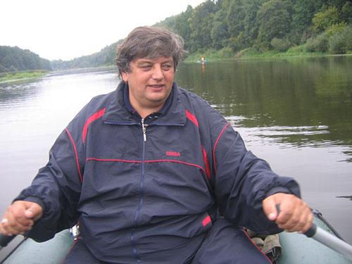 """Мер Нетішина Олександр Супрунюк. Фото з """"Фкйсбуку"""""""