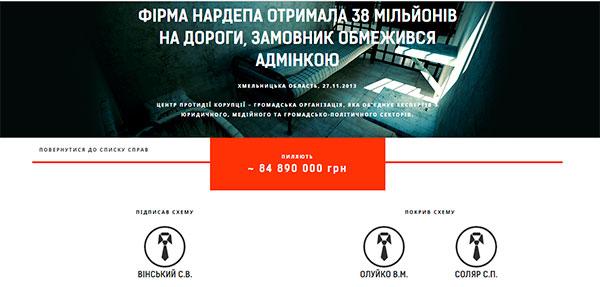 Скрін-шот сайту «УКР.АВ»