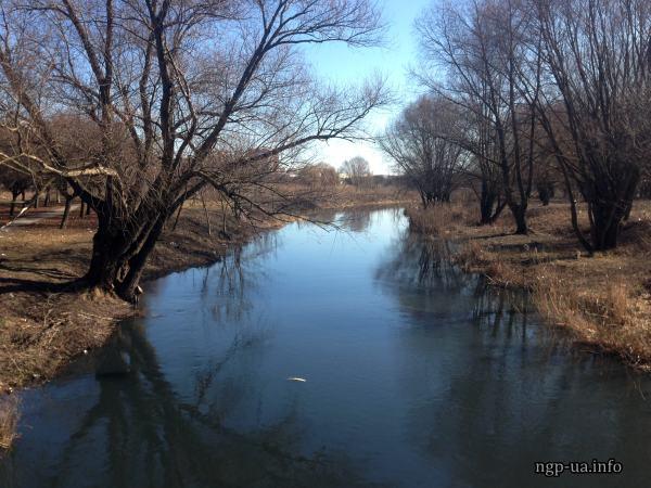 Річка Південний Буг. Фото Афіни Черкезової, НГП.
