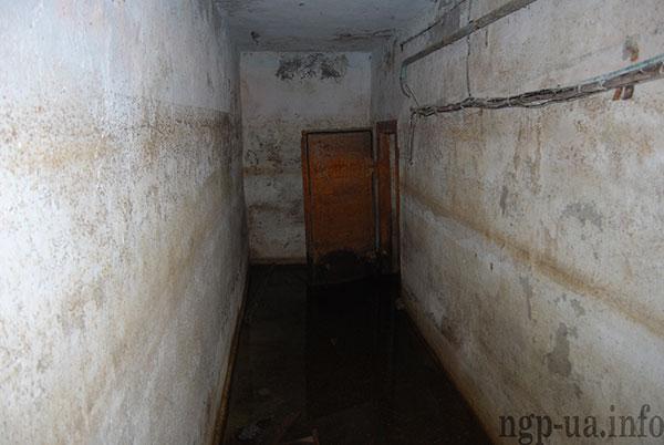Бомбосховище у хмельницькому автовокзалі №1. Фото ngp-ua.info