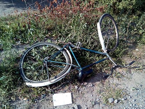 Транспорт збитого Шуляка А.І.