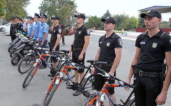 Фото прес-служби обласної міліції