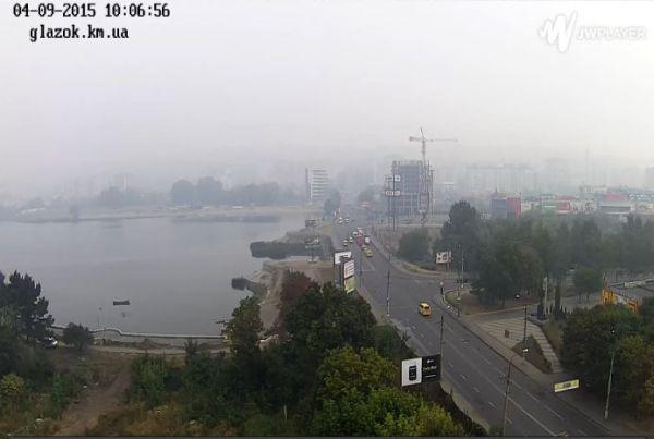 Фото з веб-камер Хмельницького