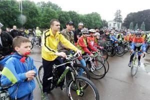 фото велопробіг