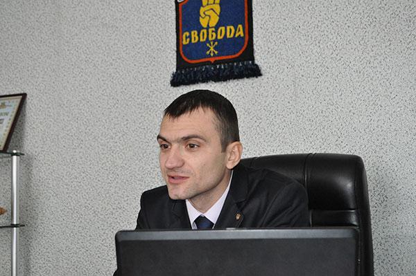 Олександр Симчишин виграв 2 тур і стає очільником Хмельницького