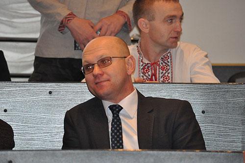 Михайло Кривак. Фото НГП