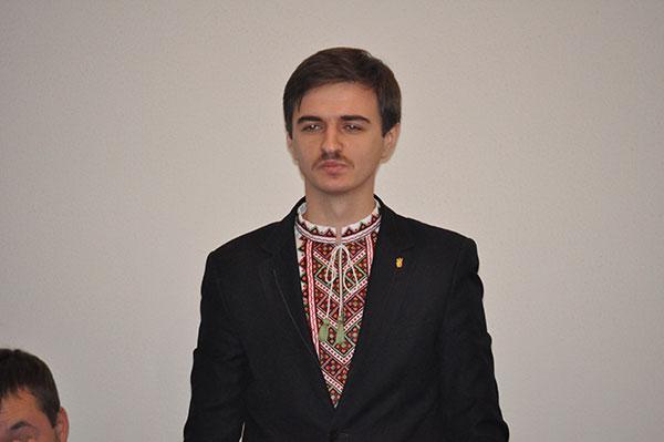 Володимир Гончарук