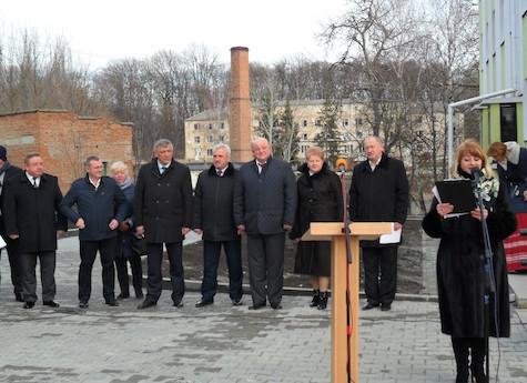 Фото з сайту Дунаєвецької ЦРЛ