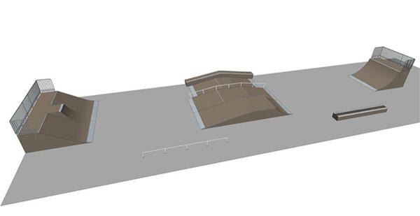 Можливий проект скейт-парку