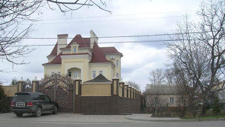 Будинок Цвігунів