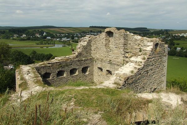 Замкова башта