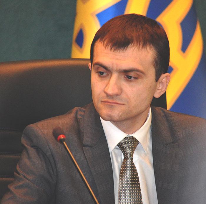 Олександр Симчишин. Фото з архіву Віталія Тараненка