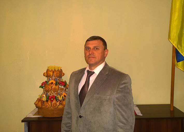Валерій Олійник