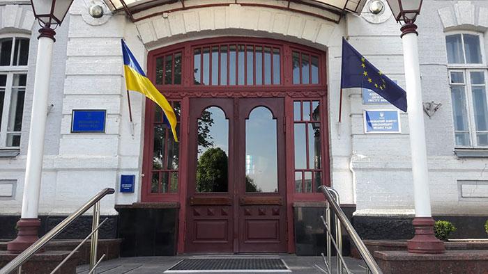 """Фото з """"Фейсбуку"""" Хмельницької міської ради"""