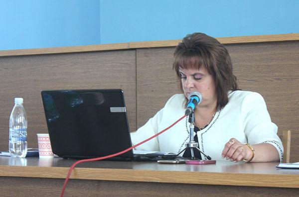 Веліна Заяць. Фото з сайту  міської ради