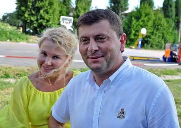"""Оксана і Валерій Кольгофери. Фото з сайту БФ """"Фонд родини Кольгофер"""""""