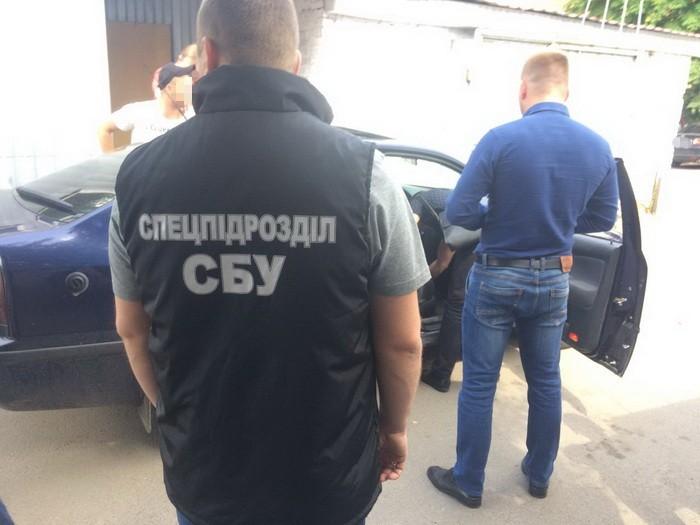 У Коломиї прокурора затримали на хабарі (оновлено)